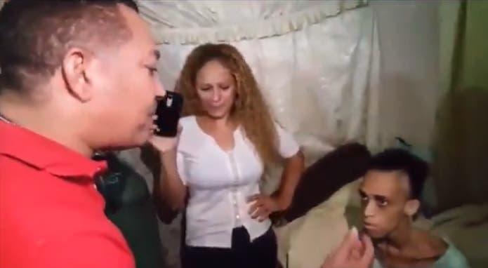 Video: Joven con cáncer cumplió su deseo de ver a Frank Reyes y luego murió