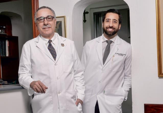 José Giráldez Casasnovas y Antonio Juan Giráldez Nolasco/Foto: Fremy Feliz