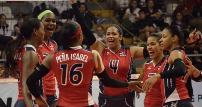 República Dominicana en la 'cuerda floja' tras caer ante Alemania y Japón