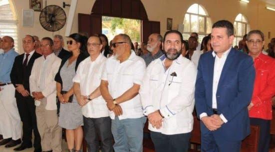 PRSC oficia misa 16 aniversario fallecimiento Joaquín Balaguer