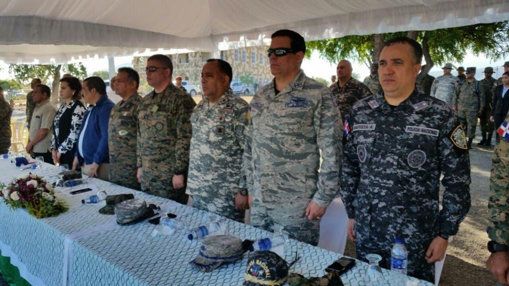 La Policía Nacional incrementa vigilancia en zona fronteriza debido a la huelga general de Haití