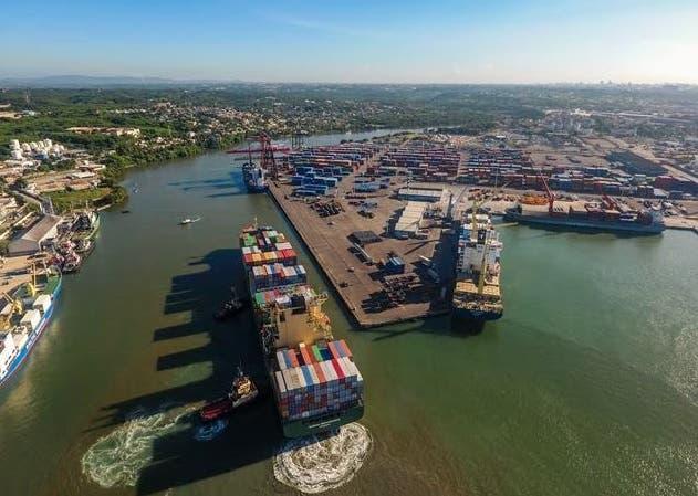 Puerto de Haina registra el mayor tránsito de buques del país