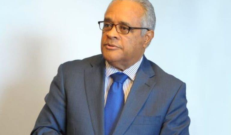 Ministro de Salud Pública, Rafael Sánchez.
