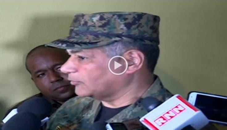 Esto es lo que están haciendo las Fuerzas Armadas Dominicanas y el Ejército ante brote de violencia en Haití