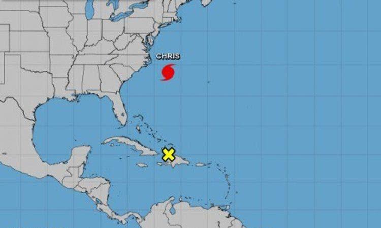 huracán Chris