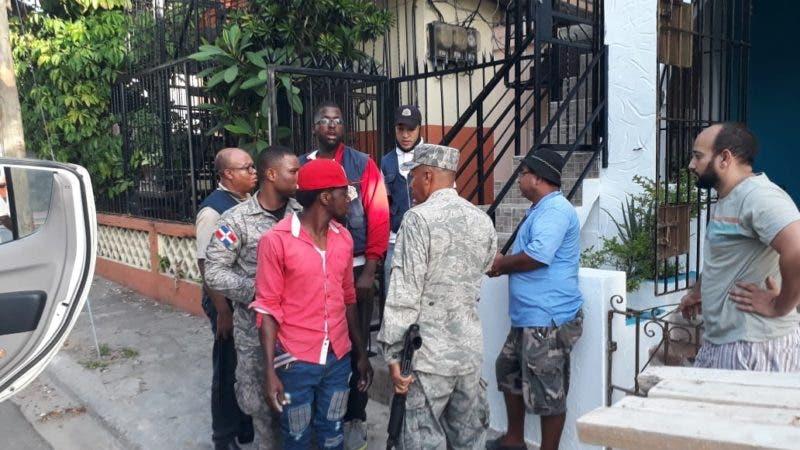 Fueron realizados operativos en buscas de ilegales en distintas parte de RD