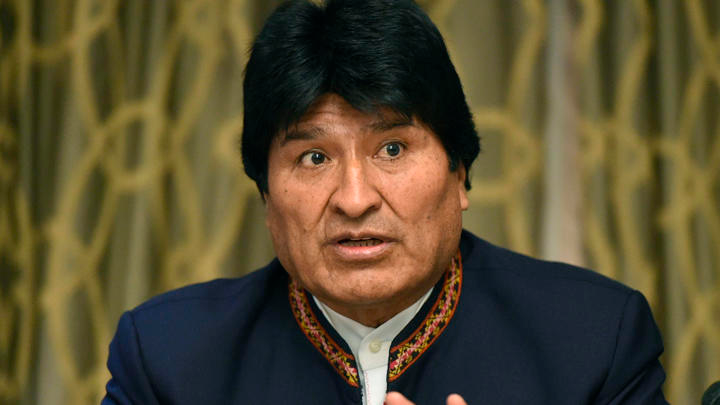 Evo Morales triplicó su salario desde que llegó al cargo