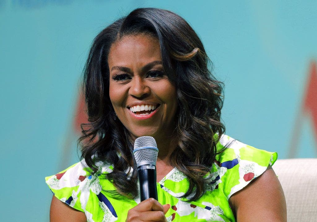 Michelle Obama promoverá inscripción de votantes