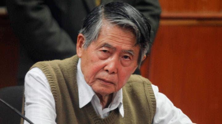 Internan otra vez a Fujimori en clínica de Perú