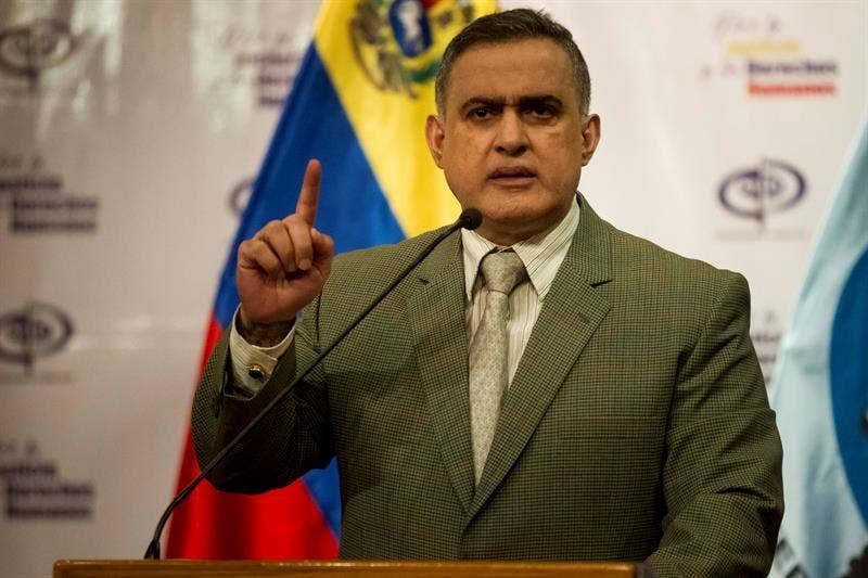 Identifican todos los autores materiales del atentado a Maduro, según fiscal