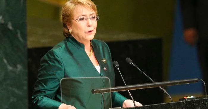 Bachelet será nueva jefa de DDHH de la ONU