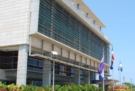 Fachada. Suprema Corte de Justicia y Procuraduria General de la Republica. El Nacional/ Jorge Gonzalez. 18.06.2009. Archivo.