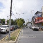 Avenida Teodoro Chasseriau, en El Millón. Foto/ Napoleón Marte