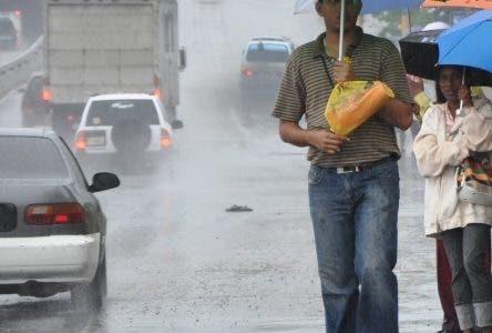Lluvias en Santo Domingo 23-7-10 Justo Maracallo