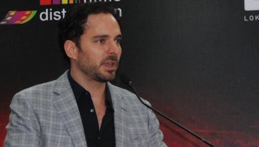 "Manolo Cardona será protagonista de ""Rubirosa"""