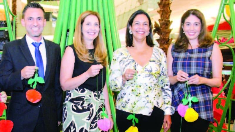 Rubén García, Ilda Mella, Alexandra Matos y Silvia Rosales