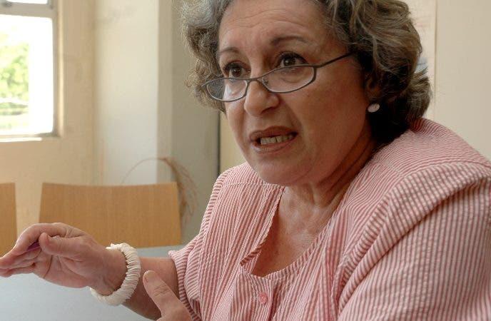 DRA, AMPARO CHANTADA,-7-5-08/FOTO CESAR SANCHEZ