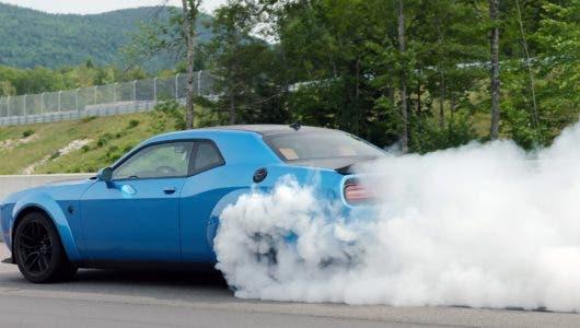 Dodge Challenger Hellcat Redeye: para quemar el asfalto