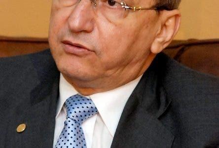 JORGE SUBERO ISA. PRESIDENTE DE LA SUPREMA CORTE DE JUSTICIA /18-10-10/FOTO CESAR SANCHEZ