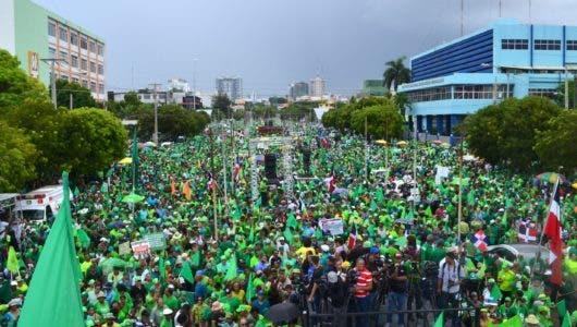 "Con rotundo éxito realizan ""Marcha del Millón"" contra corrupción e impunidad                                                                                                                                                                                                                                                                                                                                                                                                                 Con rotundo éxito  realizan   ""Marcha del Millón"" contra corrupción e impunidad"