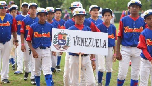 Con ocho países se inicia Panamericano Béisbol Infantil