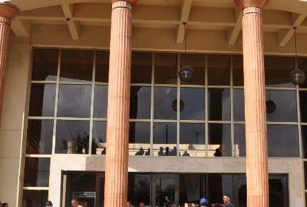 Palacio de Justicia de Santiago,  6 – 3 – 2012, HOY, Nelson Alvarez