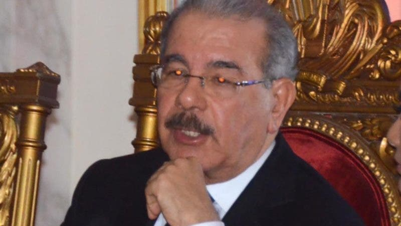 El Pais/ El  Presidente Danilo Medina Sanchez participa de los Premios de la Juventud, en el Palacio Nacional ,Hoy/Jose Francisco .13-8-2018