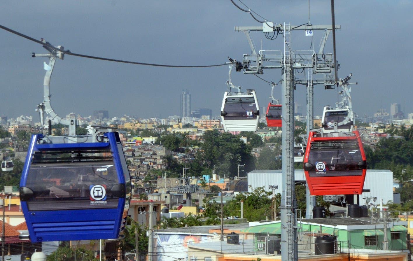 Abinader declara interés construcción de teleférico