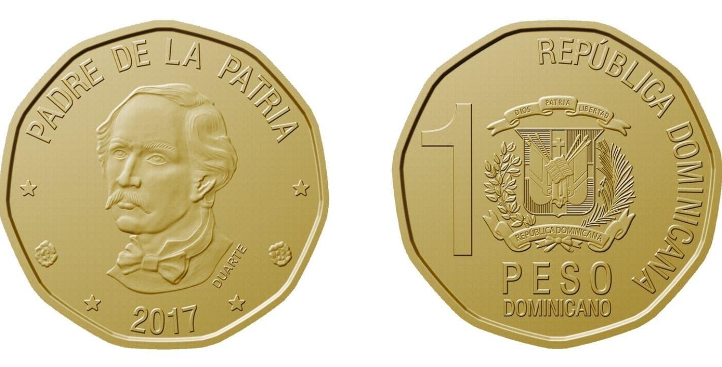 La nueva moneda.
