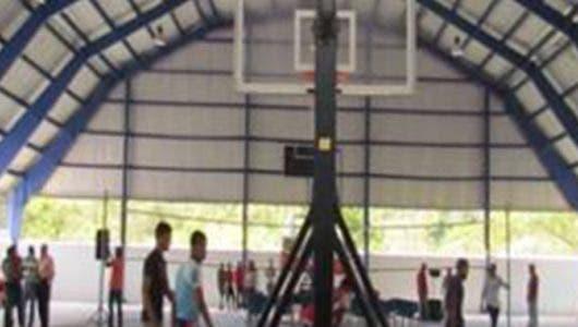 Comisión Presidencial Construye varias obras deportivas