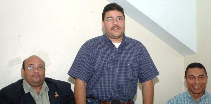 francisco camacho, presidente de la federación dominicana de taekwondo. Hoy-Carlos Alonzo.  20 de junio del 2007