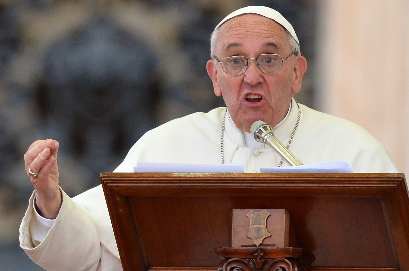 """El papa considera que es """"moralmente lícita"""" la histerectomía cuando el útero no es viable para embarazo"""
