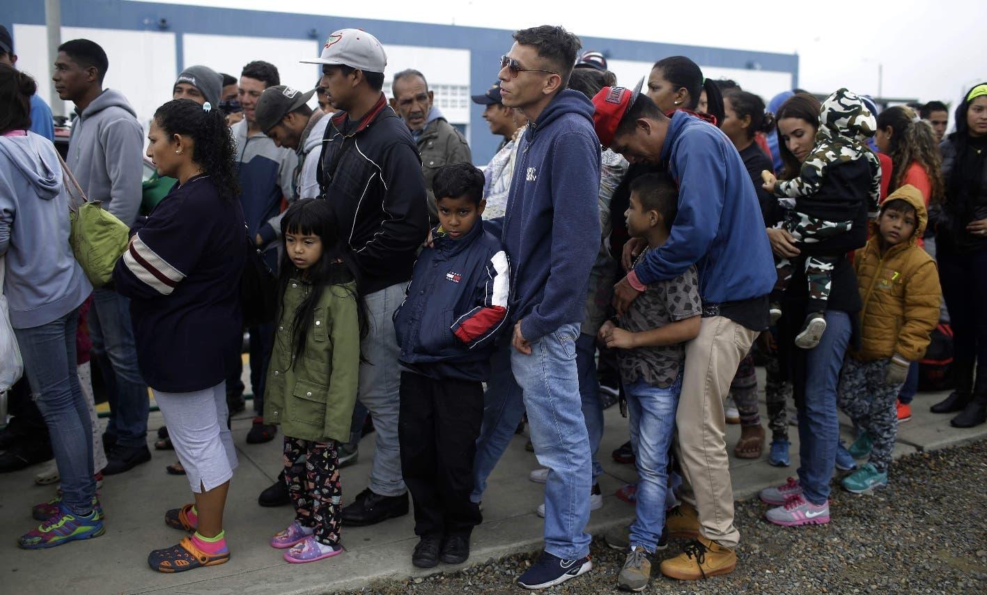 El Papa pide que prevalezca la preocupación humanitaria ante la inmigración