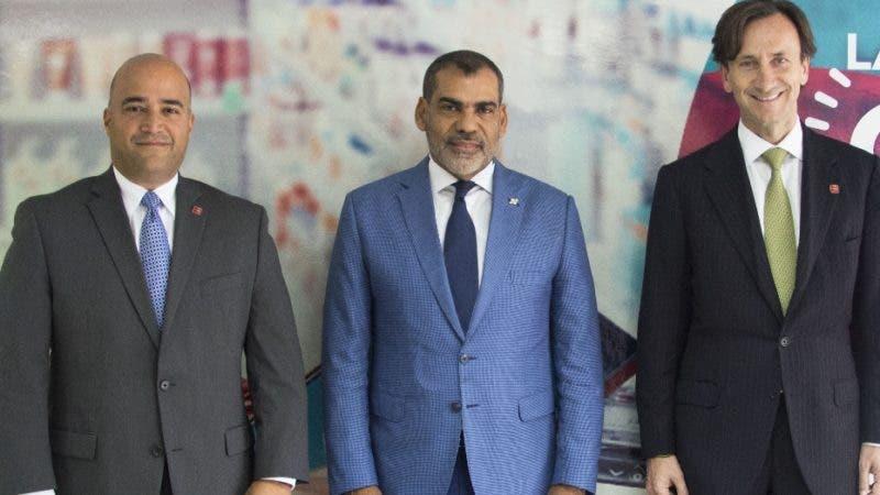 Rostros. Giacomo Giannetto, Luis Bencosme y Raúl Baltar