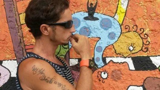 En la Galería Shanell ¡LEONARDO SANZ: EL ANGEL IMPECABLE!