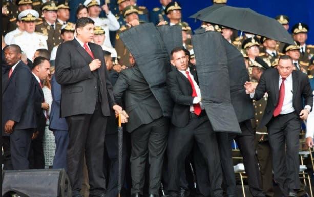 Se suicida supuesto implicado en atentado a Maduro, dice Fiscalía venezolana