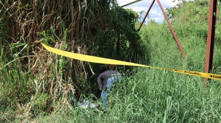 El cuerpo de Amarfis fue encontrado en unos matorrales/Foto: noticiassin.com
