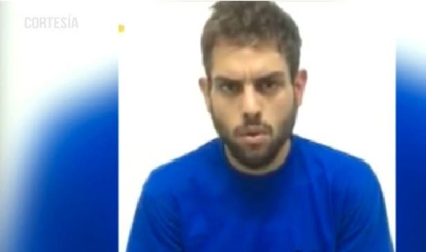Venezuela difunde video que vincula a opositor con atentado