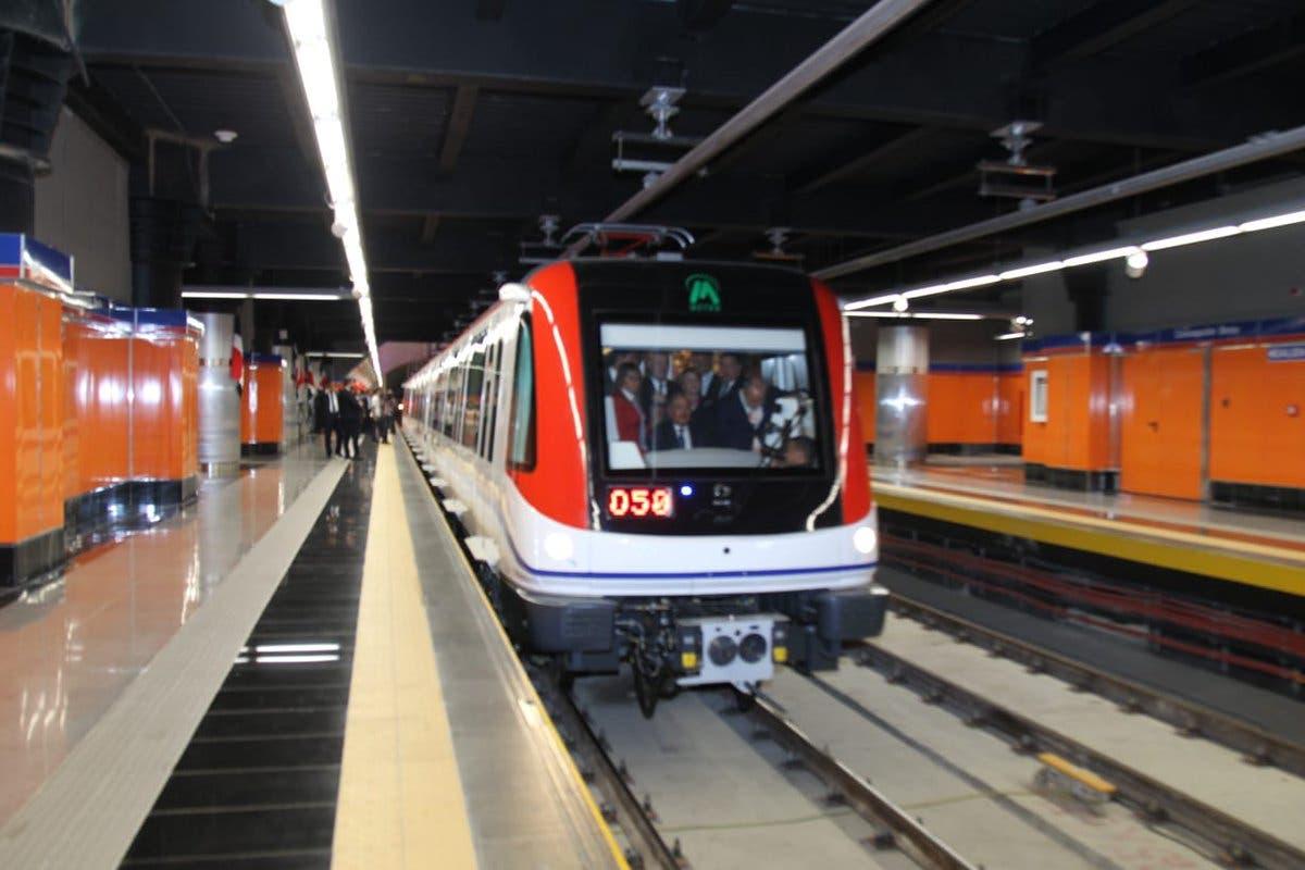 Video: Medina deja inaugurado la Línea 2B del Metro Santo Domingo