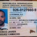 Francisco Javier Camacho R
