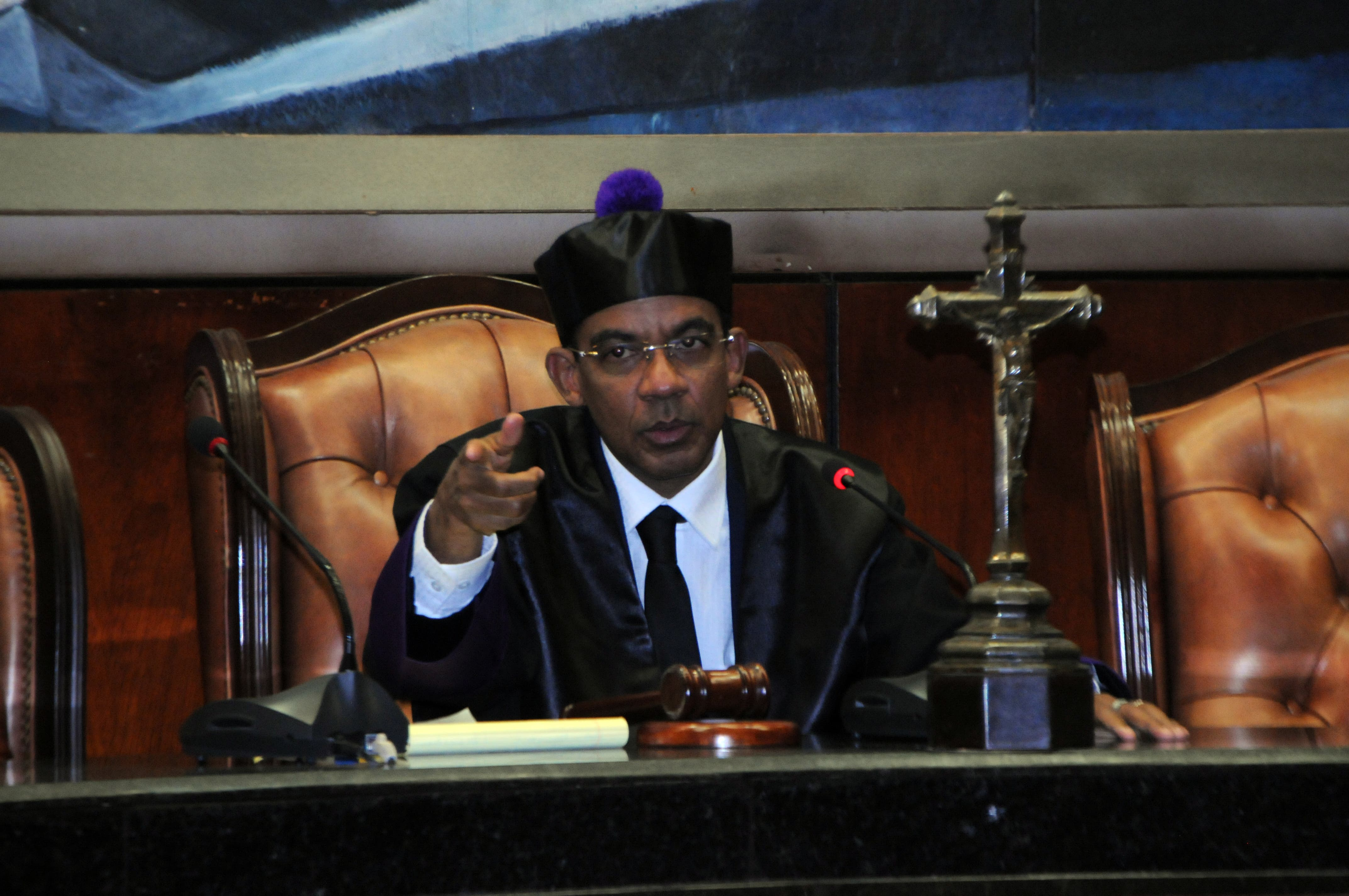 Juez aplaza para el seis de diciembre decisión sobre incidentes imputados Odebrecht