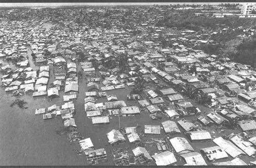 Hace 39 años el Huracán David azotó a la República Dominicana