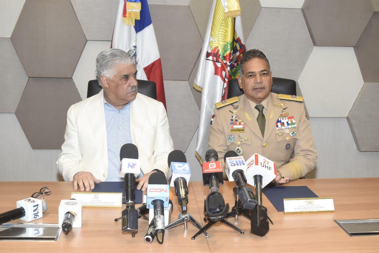 Ministerio de Defensa explica incidente en Elías Piña donde tres haitianos y un dominicano resultaron heridos