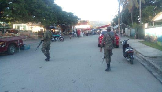 Autoridades haitianas impidieron que compatriotas cruzaran línea fronteriza a participar en el mercado binacional