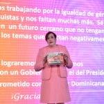 Ministra de la Mujer%2c Janet Camilo