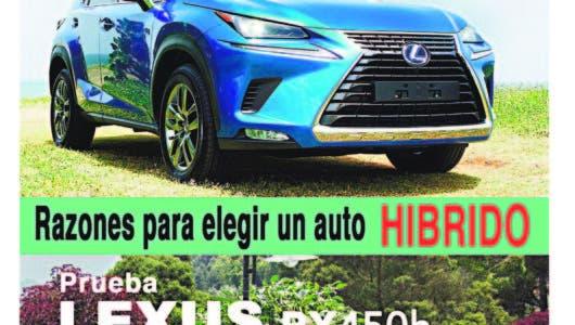 Autos y Mas. Miércoles 29 de agosto del 2018