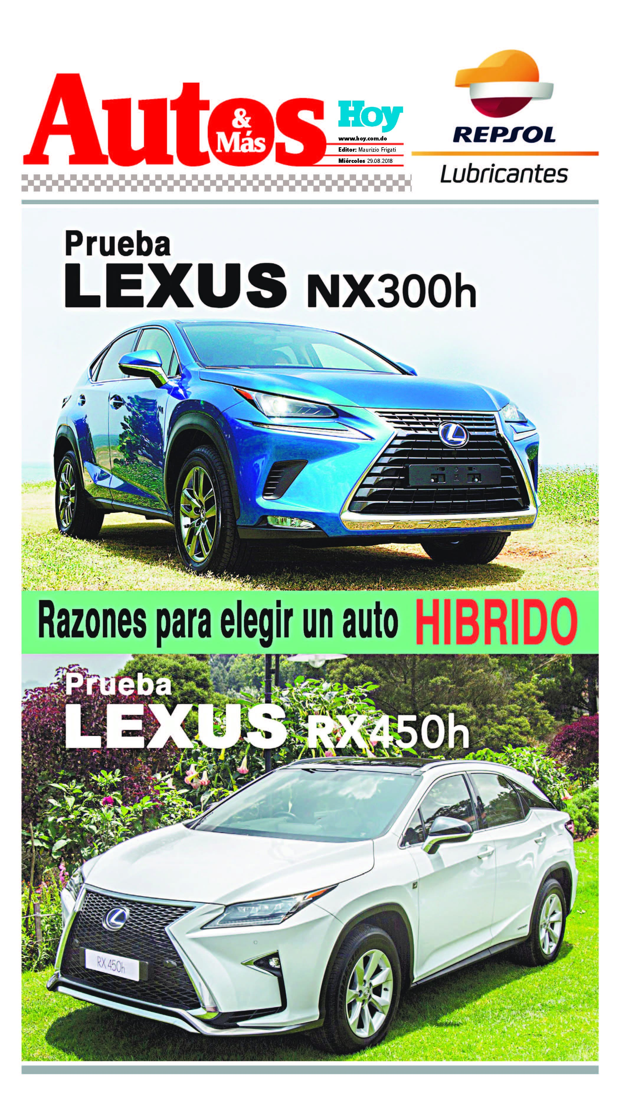 Pages from Autos y Mas. Miércoles 29 de agosto del 2018