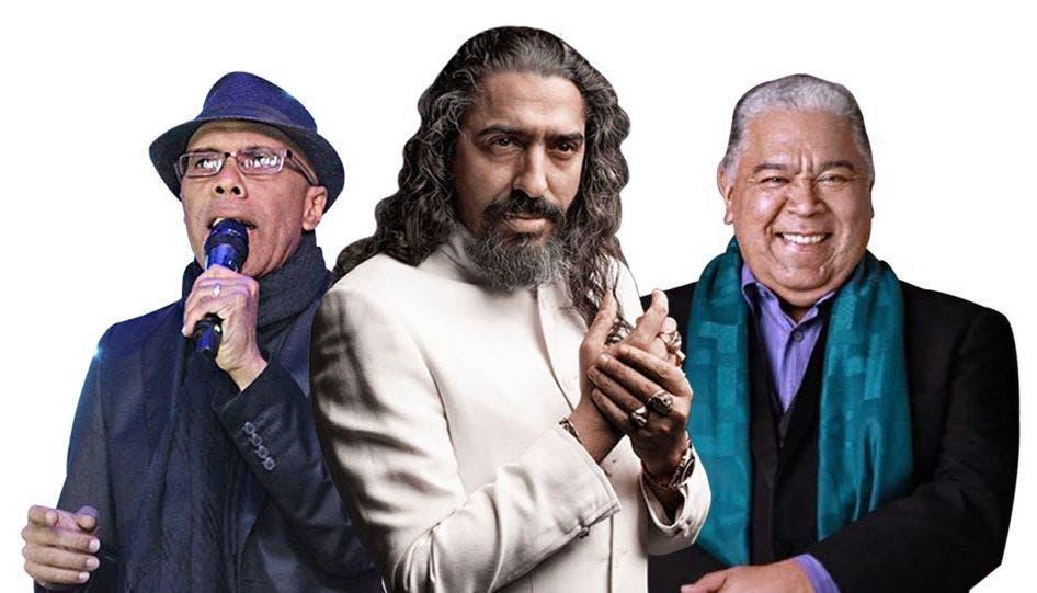 """Diego el Cigala, Danny Rivera y Ramón Orlando presentarán el concierto """"A Tres Tiempos"""""""