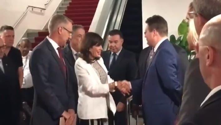 Llega al país la nueva embajadora de EEEUU Robin Bernstein