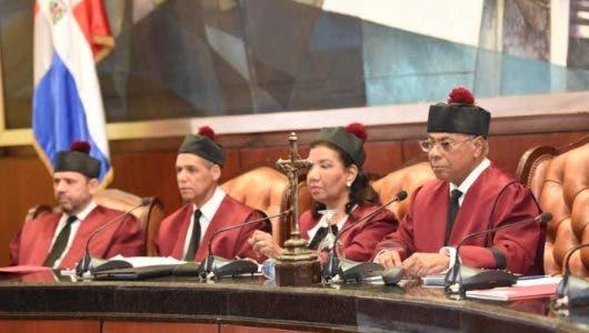 TC declara en estado de fallo 10 expedientes de acción directa de inconstitucionalidad